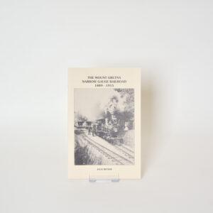 The Mount Gretna Narrow Gauge Railroad 1889-1915